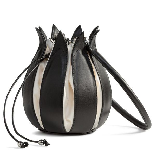Bylin-Tulip-Bag_classic_blackwhite