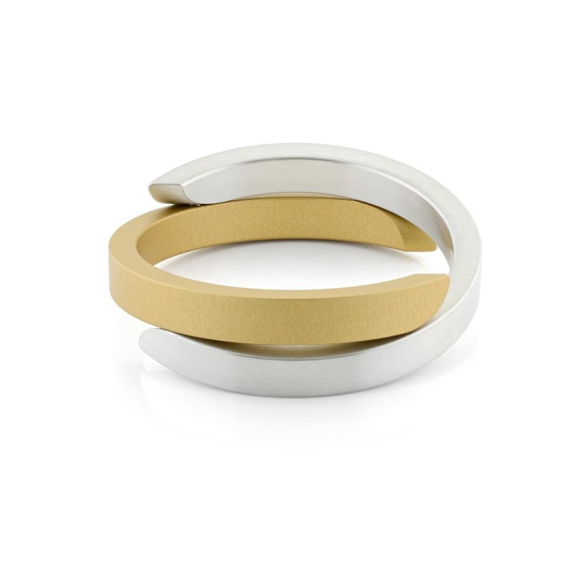 CLIC-Armband-Gekruist-goud